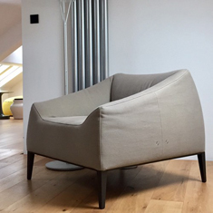 NEWS Poliform Showroom Sale Carmel Armchair The Stephen Neall Group Harrogate