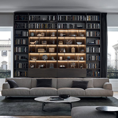 News Poliform Tribecca Sofa Wall to Wall System The Stephen Neall Group Harrogate